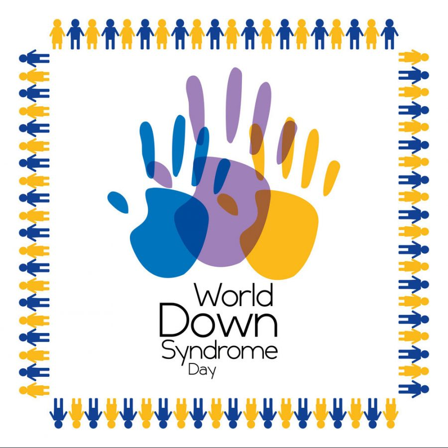 Adapted PE students commemorate World Down Syndrome Day with speeches, activities