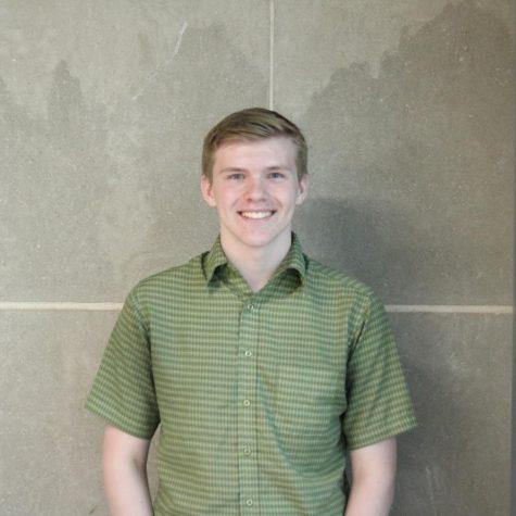 Cameron Rozek: News Editor & Online Editor