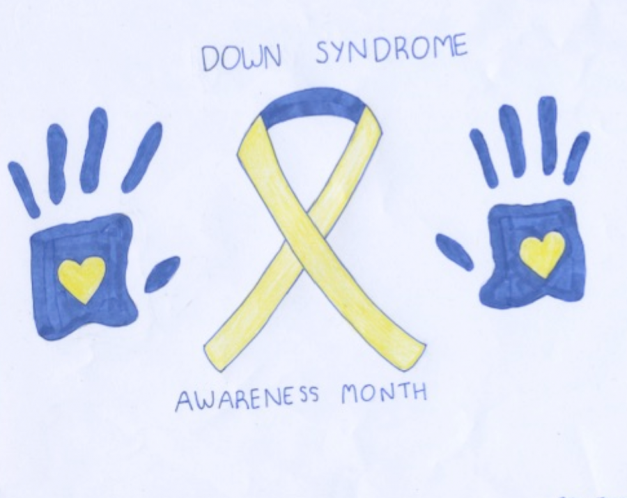 Local community celebrates Down syndrome awareness