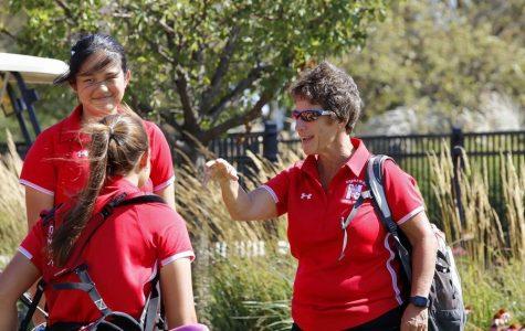 Retiring girls golf coach keeps things consistent in final season