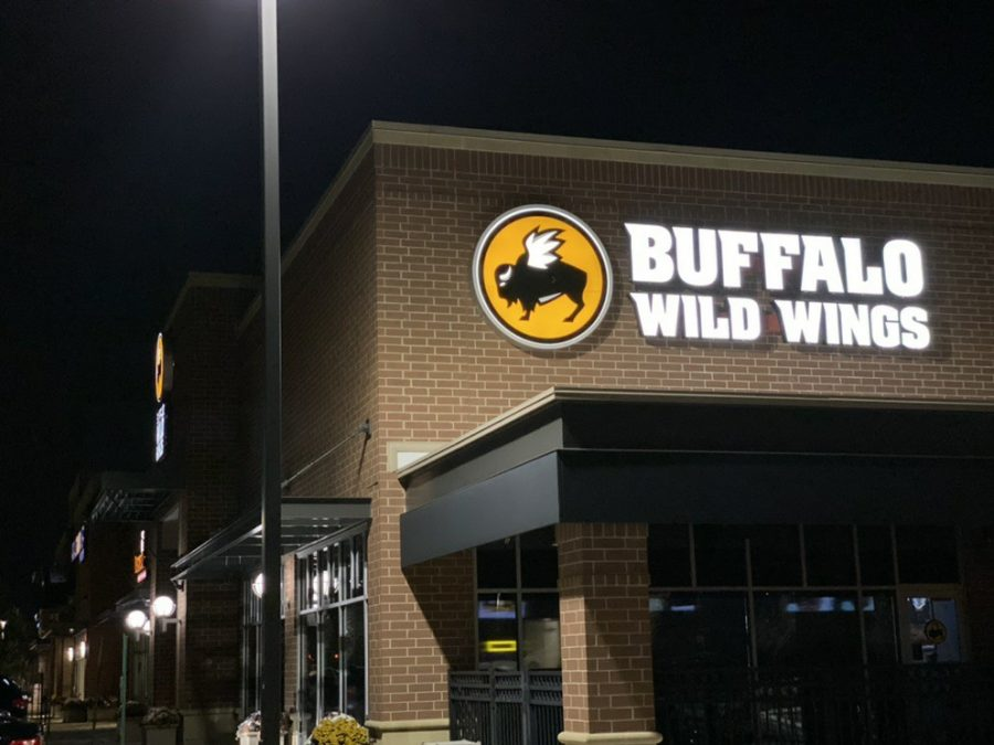 Naperville's Buffalo Wild Wings 75th St. location faces backlash after racist incident.