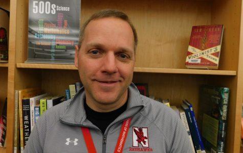 Scott Miller wins Illinois Math Leadership Excellence award