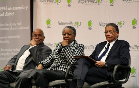 'It's up to you': Civil rights leaders visit Central to share experiences, talk about embracing diversity