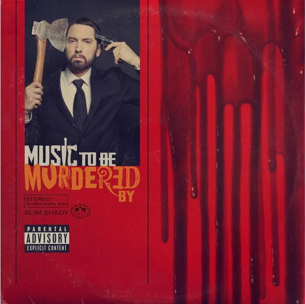 Review: Eminem's 'Music To Be Murdered By' is a dysfunctional robot circus