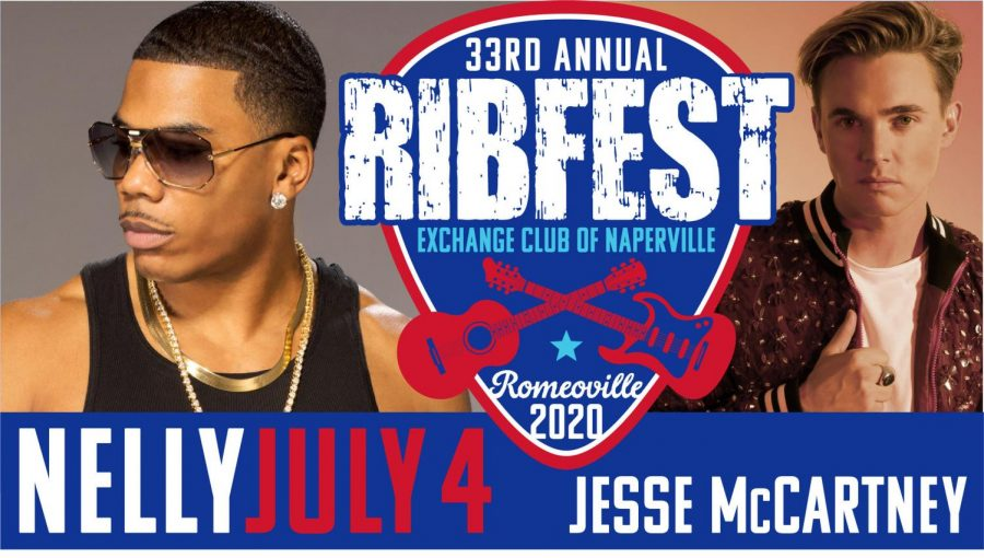 Nelly%2C+Jesse+McCartney+to+headline+Ribfest