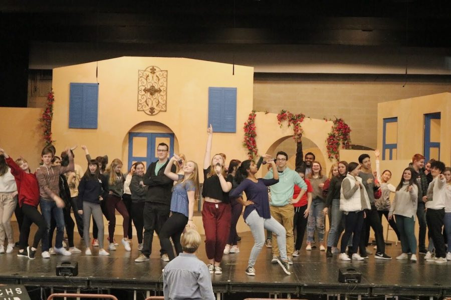 "Tickets for the school musical, ""Mamma Mia!,"" are $8 for students and senior citizens and $12 for adults. They can be purchased online at www.ticketpeak.com/res/NCHStickets or at the box office in the auditorium."