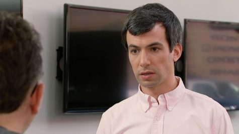 Nathan Fielder, host of Comedy Central