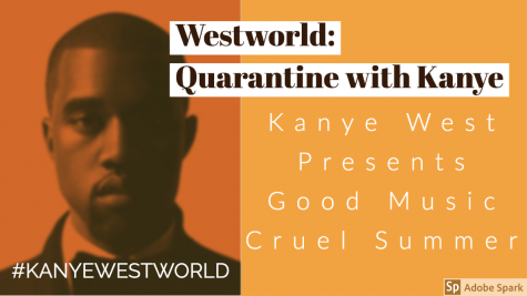 Westworld: Kanye at his most mainstream