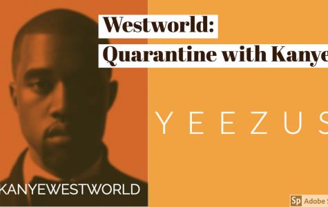 Westworld: Dense 'Yeezus' easier to respect than enjoy