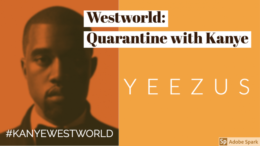 Westworld: Dense 'Yeezus' easier to respect than enjoy