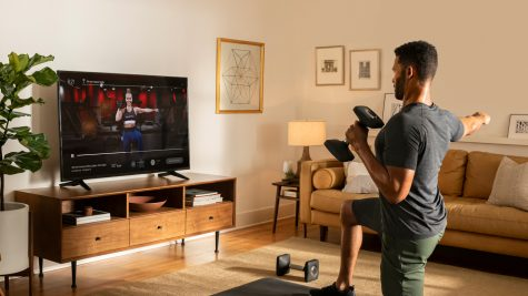 Peloton App digital workouts make exercising consistenly more convenient during quarantine.