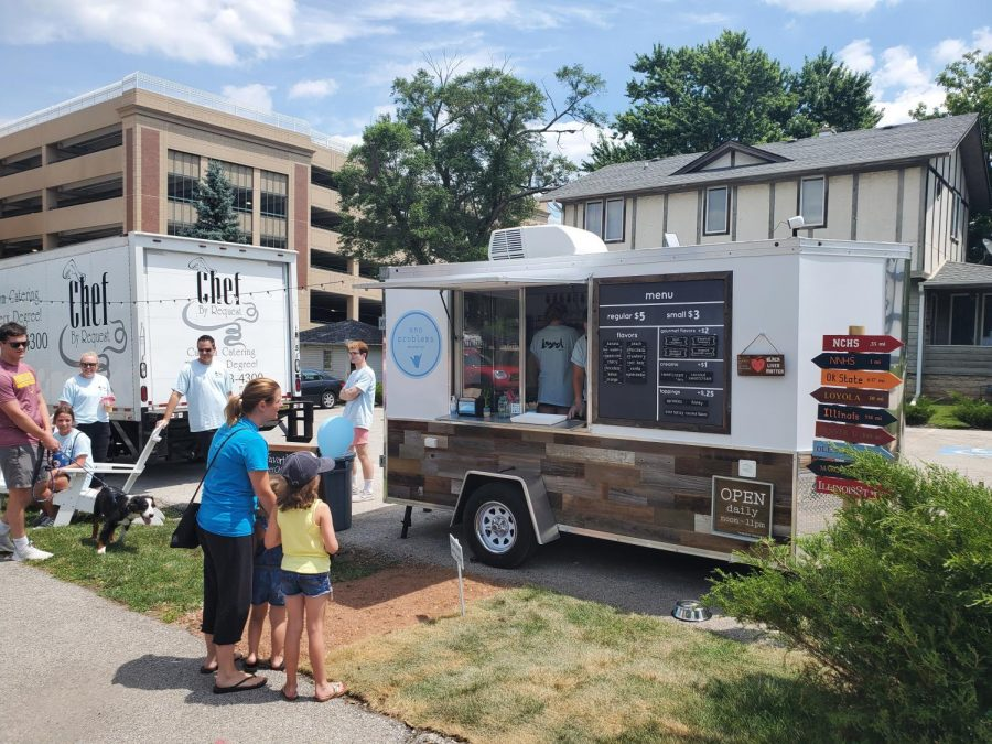 Naperville Central family brings shaved ice business to downtown Naperville