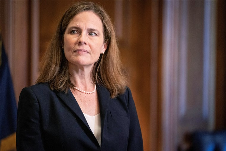 Amy Coney Barrett was confirmed to the Supreme Court of the United States this past Friday.