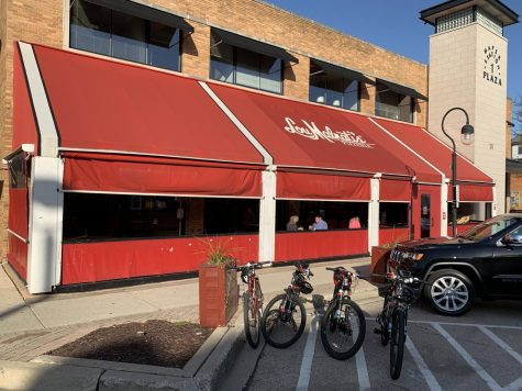 As winter approaches and COVID-19 restrictions become more stringent, many Naperville restaurants, like Lou Malnati