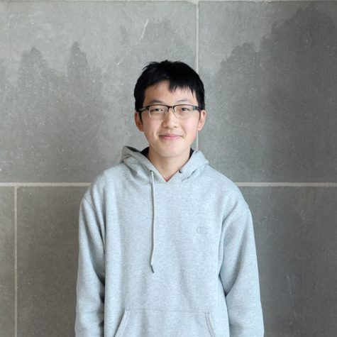 Photo of Jeremy Zhao