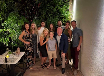An image of Naperville mayor Steve Chirico with his family attending wedding celebrations in Florida unmasked, reportedly taken by one of the wedding attendees, has been circulating social media, prompting backlash from local residents. The mayor has stood by his decision to travel and attend the wedding.