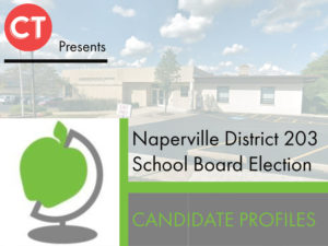 D203 school board candidate overviews