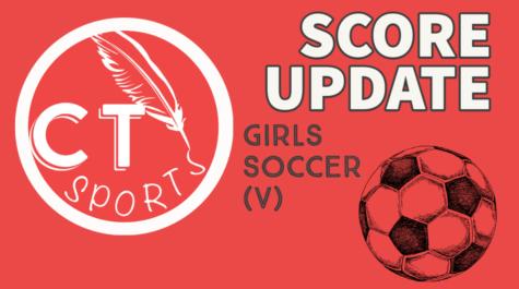 Results for varsity girls soccer