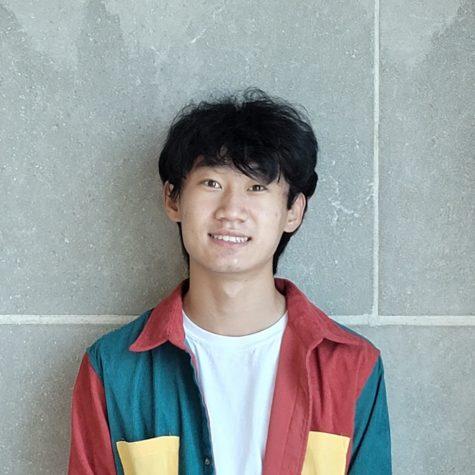 Photo of Nathan Yuan