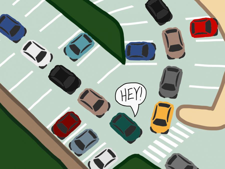 Column: Shut up and drive