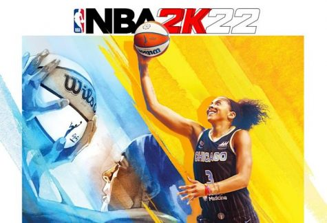 The WNBA2K 25th Anniversary Special Edition came out on Sept. 10 and features NCHS alumna Candace Parker.